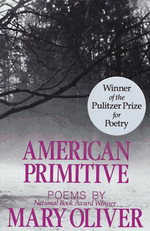 American Primitive  N/A edition cover