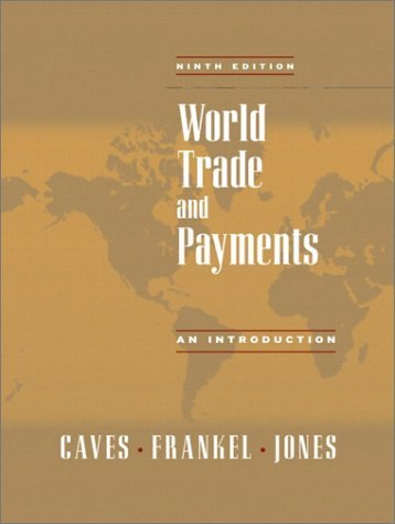 World Trade and Payments An Introduction 9th 2002 edition cover