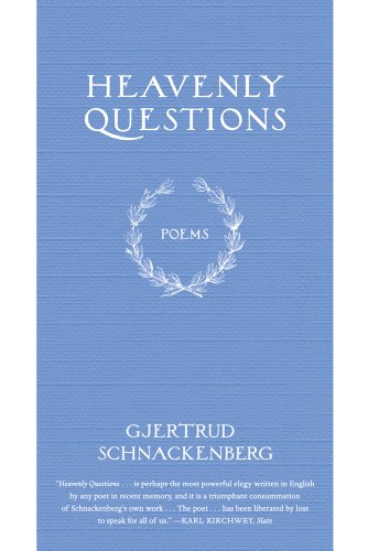 Heavenly Questions   2011 edition cover