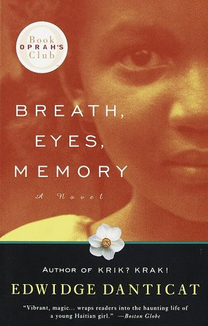 Breath, Eyes, Memory  2nd 1994 (Reprint) edition cover