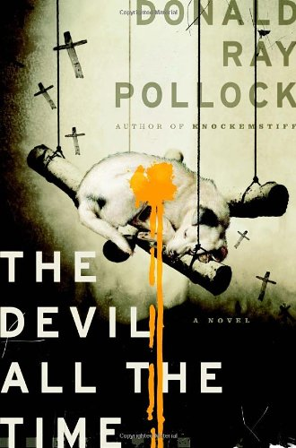 Devil All the Time   2011 edition cover