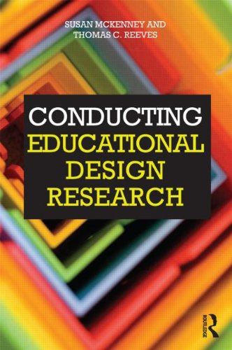 Conducting Educational Design Research   2012 edition cover