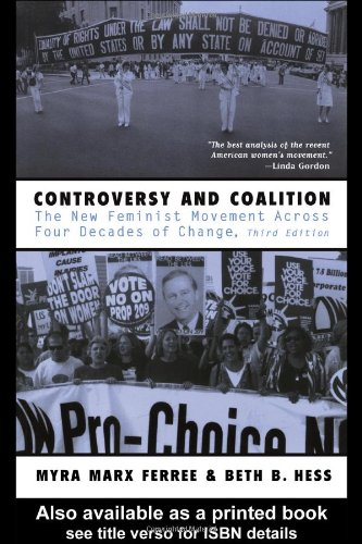 Controversy and Coalition New Feminist Movement Across Four Decades of Change 3rd 2000 (Revised) edition cover