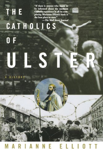 Catholics of Ulster   2001 edition cover