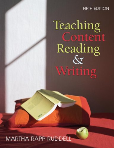 Teaching Content Reading and Writing  5th 2008 (Revised) edition cover