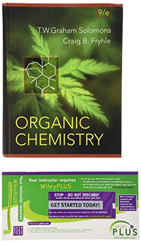 ORGANIC CHEMISTRY-W/WILEY PLUS N/A 9780470729045 Front Cover