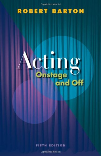 Acting Onstage and Off 5th 2009 edition cover