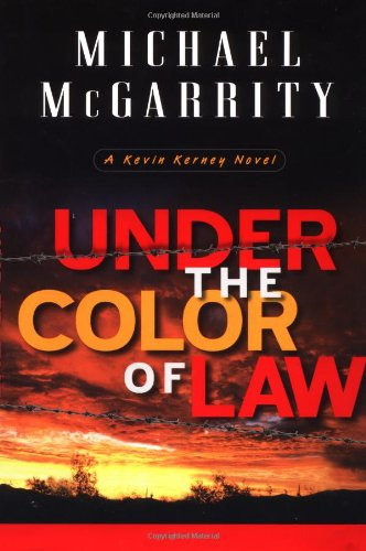 Under the Color of Law   2001 9780525946045 Front Cover