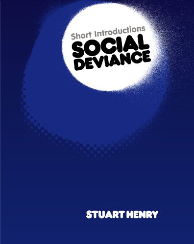 Social Deviance   2009 edition cover