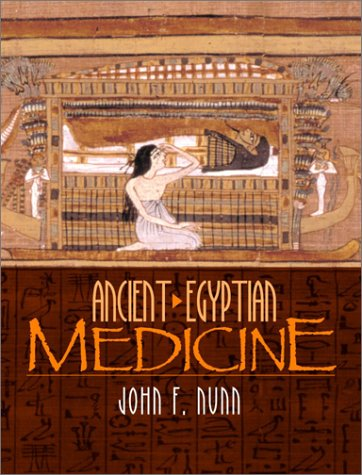 Ancient Egyptian Medicine   2002 edition cover