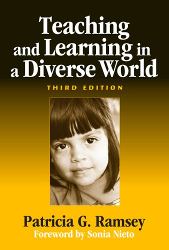 Teaching and Learning in a Diverse World Multicultural Education for Young Children 3rd 2004 edition cover
