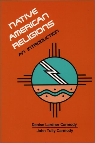 Native American Religions : An Introduction  1993 edition cover