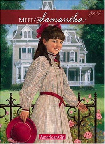 Meet Samantha   1998 edition cover