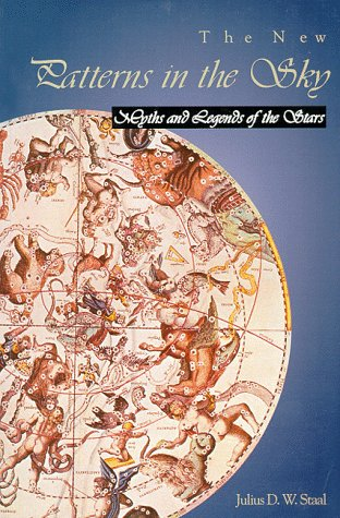 New Patterns in the Sky Myths and Legends of the Stars Revised edition cover