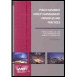 PUBLIC ASSEMBLY:FACILITY MGMT. N/A 9780966567045 Front Cover