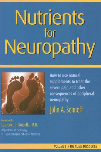 Nutrients for Neuropathy N/A 9780978182045 Front Cover