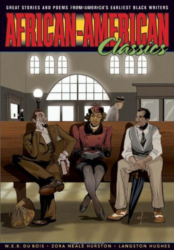 African-American Classics Great Stories and Poems from America's Earliest Black Writers  2011 edition cover