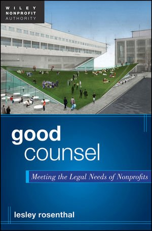 Good Counsel Meeting the Legal Needs of Nonprofits  2012 edition cover