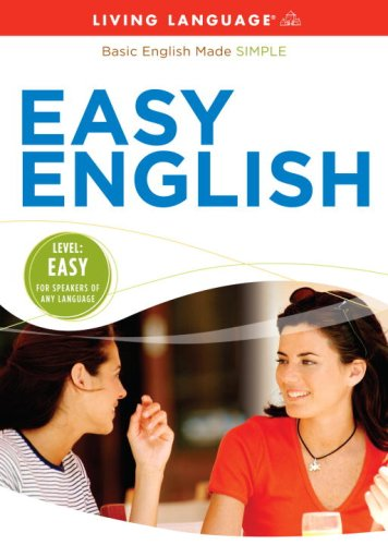 Easy English  N/A 9781400006045 Front Cover