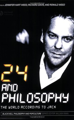 24 and Philosophy The World According to Jack  2007 edition cover