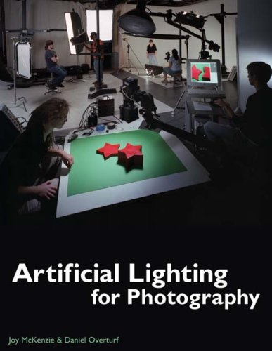 Artificial Lighting for Photography   2010 9781428318045 Front Cover