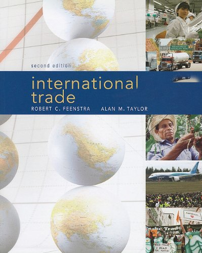 International Trade  2nd 2011 edition cover