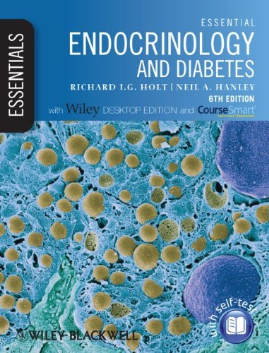 Endocrinology and Diabetes  6th 2012 edition cover