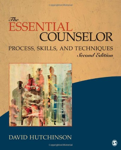 Essential Counselor Process, Skills, and Techniques 2nd 2012 edition cover
