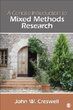 Concise Introduction to Mixed Methods Research   2015 edition cover