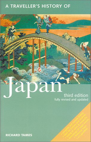 Traveller's History of Japan  3rd 2002 edition cover
