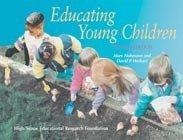Educating Young Children Active Learning Practices for Preschool and Child Care Programs 2nd 2002 9781573791045 Front Cover