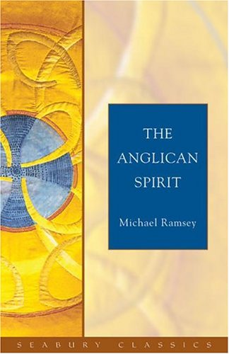 Anglican Spirit  Reprint edition cover