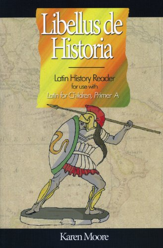 Latin for Children A History Reader N/A edition cover