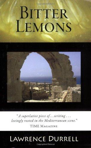 Bitter Lemons   2009 edition cover