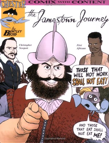 Jamestown Journey:  2010 edition cover