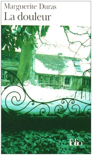 Douleur   2006 edition cover