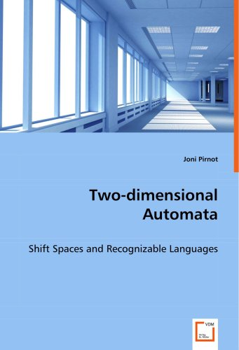 Two-dimensional Automata:   2008 edition cover