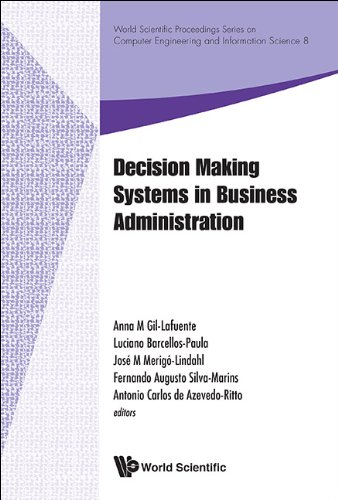 Decision Making Systems in Business Administration:   2012 edition cover