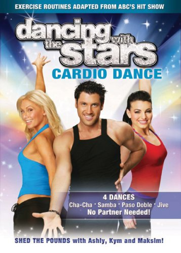 Dancing With the Stars - Cardio Dance System.Collections.Generic.List`1[System.String] artwork