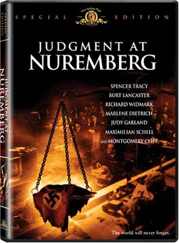 Judgment at Nuremberg System.Collections.Generic.List`1[System.String] artwork