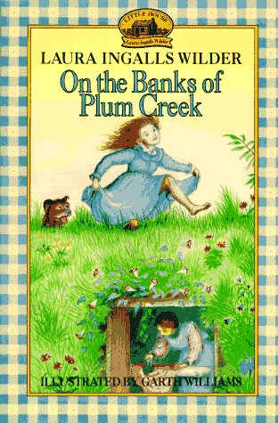 On the Banks of Plum Creek   1965 edition cover