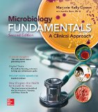 Microbiology Fundamentals: A Clinical Approach  2015 9780078021046 Front Cover