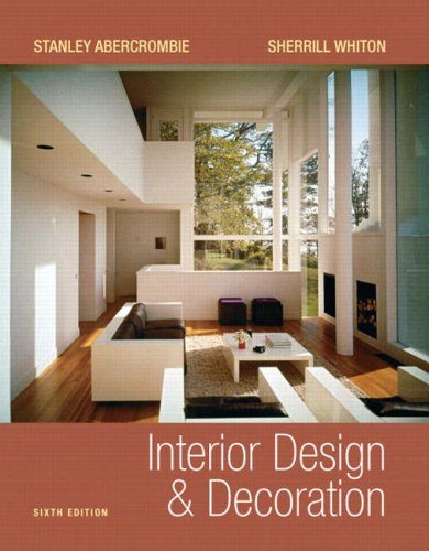 Interior Design and Decoration  6th 2007 (Revised) edition cover