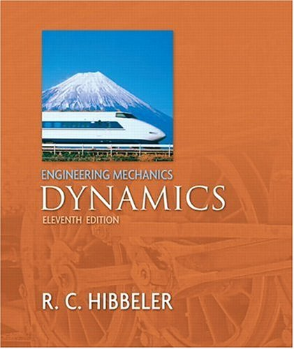 Engineering Mechanics - Dynamics  11th 2007 edition cover