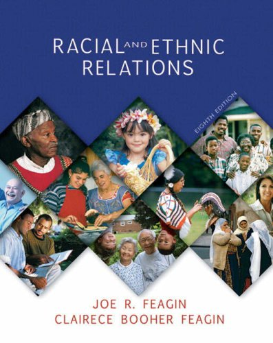 Racial and Ethnic Relations  8th 2008 edition cover