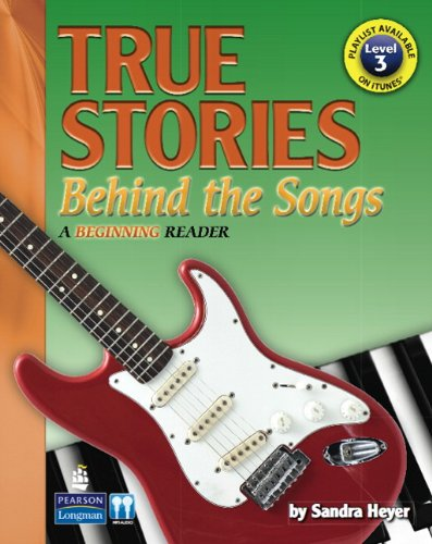 True Stories Behind the Songs   2011 edition cover