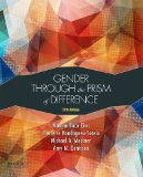 Gender Through the Prism of Difference:   2015 9780190200046 Front Cover