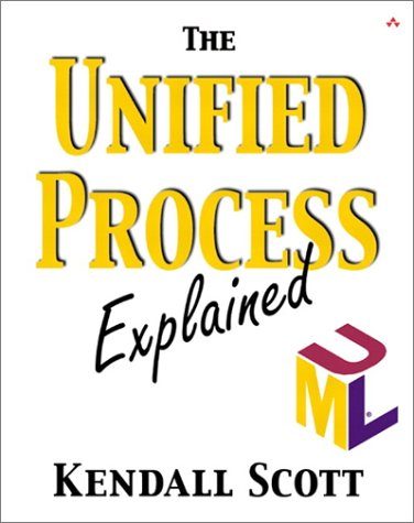 Unified Process Explained   2002 edition cover