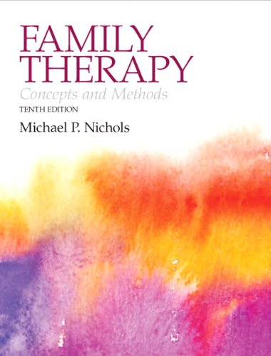 Family Therapy Concepts and Methods 10th 2013 edition cover
