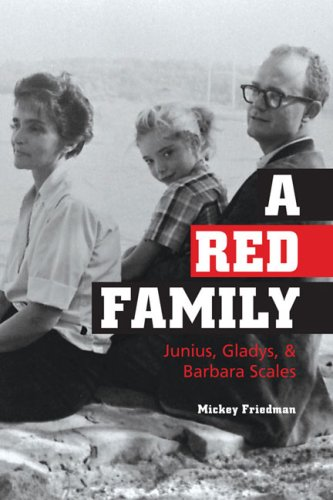 Red Family Junius, Gladys, and Barbara Scales  2009 edition cover